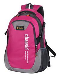 economico -40 L Zaini da escursionismo Organizzatore di viaggio Campeggio e hiking Ompermeabile Asciugatura rapida Indossabile TraspiranteNylon