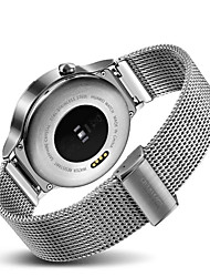 cheap -Watch Band for Huawei Watch Huawei Modern Buckle Metal Stainless Steel Wrist Strap