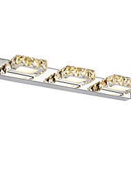 economico -AC100-240 9 LED integrato Cristallo LED Moderno/Contemporaneo Galvanizzato caratteristica for Cristallo LED Lampadina inclusa,Luce ambient