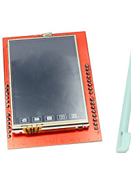 cheap -2.4 Inch TFT LCD Touch Screen Shield with Touch Pen for Arduino UNO