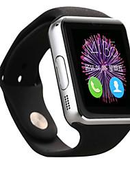 Недорогие -Q7se smartwatch / anti-lost / hands-free звонки / шагомеры / камера / спящий трекер / сидячее напоминание для ios android