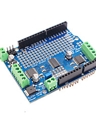 cheap -Motor / Stepper / Servo / Robot Shield V2 DC Stepping Motor Servo Drive Module