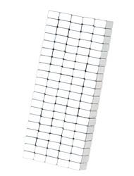 preiswerte -Magnetspielsachen Bausteine Superstarke Magnete aus seltenem Erdmetall Neodym - Magnet 100 Stücke 8*5*3mm Spielzeuge Magnet Quadratisch