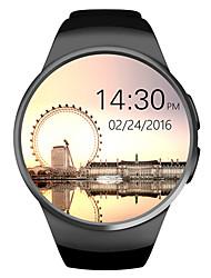 Недорогие -KING-WEAR® YYKW18 Женский Смарт Часы Android iOS Bluetooth Спорт Сенсорный экран Израсходовано калорий Длительное время ожидания Хендс-фри звонки / Напоминание о звонке / Датчик для отслеживания сна
