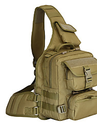 cheap -Molle Outdoor Hunting Single Shoulder Sling Men Chest Bag Hunting Carrier Military Tactical Army Sport Bags
