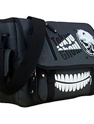 baratos -Bolsa Inspirado por Tokyo Ghoul Fantasias Anime Acessórios para Cosplay Bolsa Náilon Homens / Mulheres Trajes da Noite das Bruxas