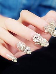 Недорогие -Nail Art Советы накладные ногти 1