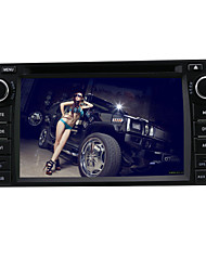 cheap -6.2-inch 2 Din TFT Screen In-Dash Car DVD Player For Toyota With Bluetooth,Navigation-Ready GPS,RDS