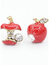 Ladies Fashion Leisure Trend Diamond  Stud Earrings