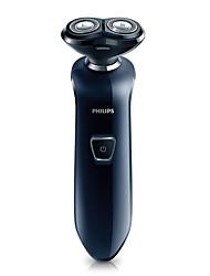 billige -Elektrisk barbermaskin Herre Ansikt Elektrisk / Roterende Barbermaskin Dreibart Hode / LED Lys / Ergonomisk Design Rustfritt Stål PHILIPS