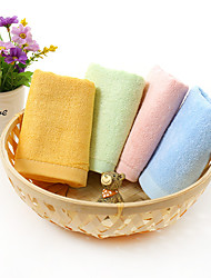 cheap -Fresh Style Wash Cloth, Reactive Print Superior Quality 100% Bamboo Fiber Knitted Towel