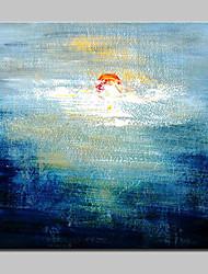 mano dipinto ad olio tela dipinta moderna immagine della parete di arte astratta, con telaio allungato pronto da appendere