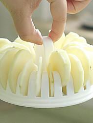 Недорогие -домашние поделки с низким калорий микроволновая печь запеченный Картофельные чипсы мейкера чипсы инструмент