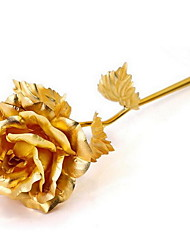 24 K Clinquant Roses Gold Rose Gold Birthday Is Valentine's Day Gift
