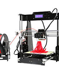 cheap -Anet A8 High Precision High Quality FDM Desktop DIY 3D Printer(Assembly instructions in SD card)