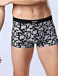 preiswerte -SHINO® Baumwolle / Bambous Carbon Faser Kurze Boxershorts 4 / box-7710