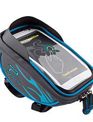 abordables -PROMEND Sac de Vélo 1.5Bande réfléchissante Réfléchissant Zip étanche Vestimentaire Résistant aux Chocs Multifonctionnel Ecran tactile