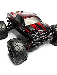 baratos -Carroça GPToys 4WD 1:12 Electrico Não Escovado RC Car Vermelho / Azul Pronto a usarCarro de controle remoto / Controle Remoto/Transmissor