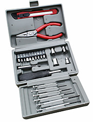 24 in 1 Werkzeug-Set Haushalt multifunktionale Hardware-Tool-Kit