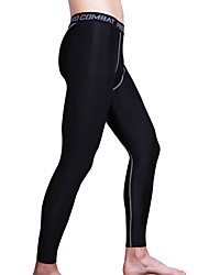 cheap -Men's Gym Leggings Running Tights Lightweight Materials Compression Tights Bottoms Exercise & Fitness Racing Leisure Sports Running