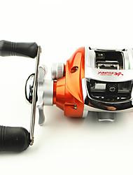cheap -Baitcasting Reels 5.5:1 Gear Ratio+12 Ball Bearings Exchangable Sea Fishing Bait Casting Freshwater Fishing - Baitcast Reels