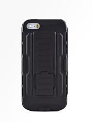 abordables -Coque Pour iPhone 7 Plus iPhone 7 iPhone 5 iPhone X iPhone X iPhone 8 iPhone 8 Plus Coque iPhone 5 Antichoc Avec Support Coque Intégrale