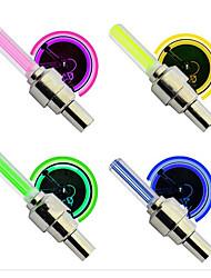 Недорогие -Светодиодная лампа Велосипедные фары Велосипедные фары Светодиодные лампы Задняя подсветка на велосипед - Горные велосипеды Велоспорт Меняет цвета Простота транспортировки AG10 50 lm Батарея / IPX-4