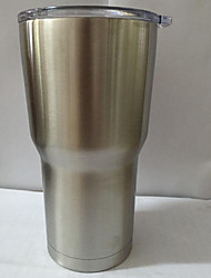 cheap -Hot Bilayer Stainless Steel Insulation Cup 30 OZ Cups Cars Beer Mug Large Capacity Mug Tumblerful