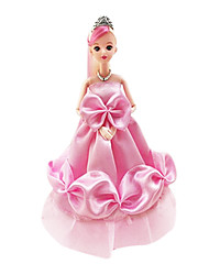 cheap -Great For Wear Skirts Girl Toy Princess Wedding Dress Trailing Dress Evening Dress Free Baby