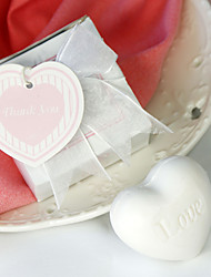 Heart Scented White Soap Wedding Favor The Wedding Store Wedding Theme