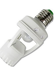 cheap -Infrared Sensor LED Bulb Holder E27LED Sensor Switch Bulb Holder