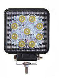 Недорогие -Автомобиль Лампы 24 W 9 Светодиодная лампа Внешние осветительные приборы