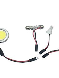 1PCS High Brightness 10W COB LED Car Interior LED Lamp 99% Car Models Suitable