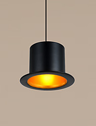 cheap -Max 60W Vintage Style silk hat Pendant Lights Living Room / Bedroom / Dining Room / Kitchen / Study Room