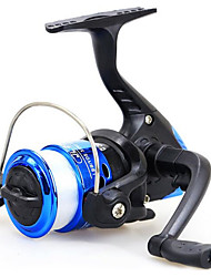 Baitcast Reels 5.1:1 12 Ball Bearings Exchangable Sea Fishing Bait Casting Freshwater Fishing-Baitcast Reels