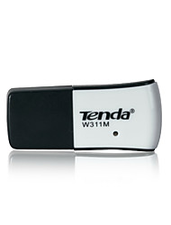 cheap -Tenda 10/100/1000Mbps Mini Wifi USB Adapter Network Adapter Card Wireless Card Receiver