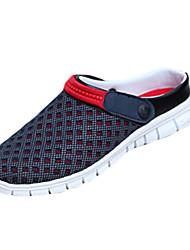 мужская обувь резиновая на открытом воздухе / вскользь мокасины / скольжению на открытом воздухе / вскользь гуляя плоские пятки другие