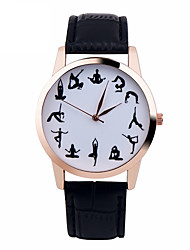cheap -Yoga Watch Women Watches Leather Unique Jewelry Accessories Gift Idea Spring Unique Custom Ladies Trendy