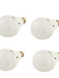 E26/E27 Lampadine globo LED A60(A19) 16 SMD 5730 550 lm Bianco caldo Luce fredda 3000/6000 K Decorativo AC 220-240 V
