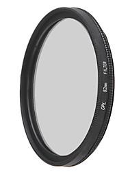 emoblitz 82mm cpl polarizatorul Filtru circular lentile