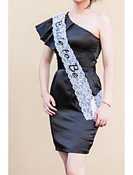 High Quality Bride To Be Lace Sashes Bachelorette Hen Party Photo Prop