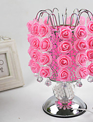 1PC Roses Desk Lamp Touch-Sensitive Sweet Lamp Aing Kind Of  Wedding Festival Gift