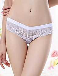 cheap -Hot Sale 2016 New Sexy Women Panties Pierced Underwear Low-waistline Comfortable Briefs For Lady