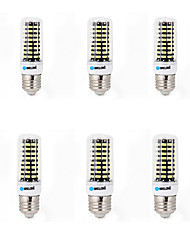 6W E14 G9 GU10 B22 E26/E27 Ampoules Maïs LED B 80 SMD 5733 700 lm Blanc Chaud Blanc Froid K Décorative AC 100-240 V