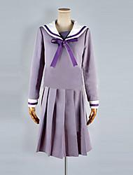 Noragami Hiyori Iki Girl's School Uniform Cosplay Costume