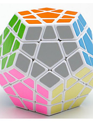 Rubik's Cube MegaMinx 3*3*3 Cubo Macio de Velocidade Cubos Mágicos Nível Profissional Velocidade Ano Novo Dia da Criança Dom
