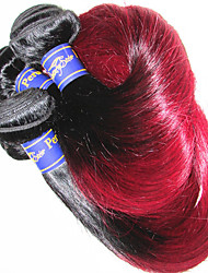 cheap -Remy Human Hair Remy Weaves Straight Peruvian Hair 1000 g More Than One Year