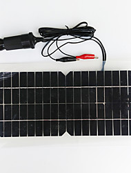 cheap -ZDM® 5.5W 12V USB Output Monocrystalline Silicon Solar Panel(DC12-18V)