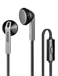 cheap -Edifier® H190P Earbuds (In Ear) Eearphone For Media Player/Tablet / Mobile Phone / Computer With Microphone