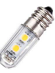 cheap -1W E14 LED Corn Lights T 77 SMD 5050 80-120 lm Warm White Cold White K Decorative AC 220-240 V